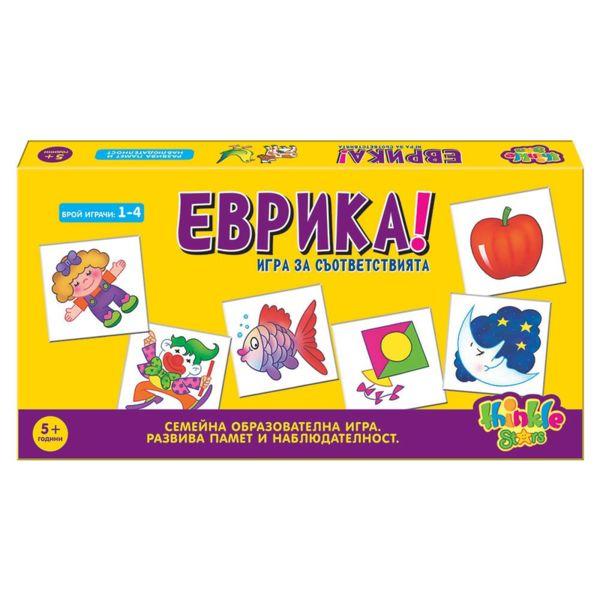 "THINKLE STARS Игра ""Еврика!"" 26129"